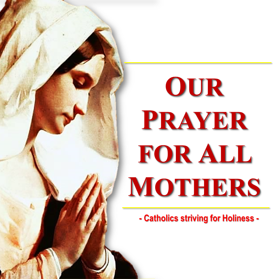 prayer for mothers day